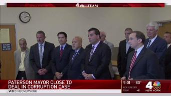 Paterson Mayor Torres Close to Deal in Corruption Case