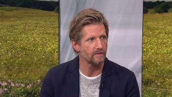 Paul Sparks on 'Waco'