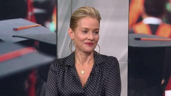 Penelope Ann Miller on 'The College Admissions Scandal'
