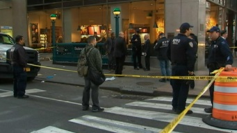 2 Charged in Deadly Shooting Near Penn Station