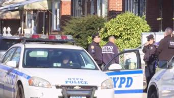 Police Comb Through Neighborhood Where Bomber Lives