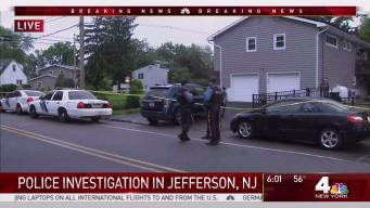 Police Investigation in New Jersey