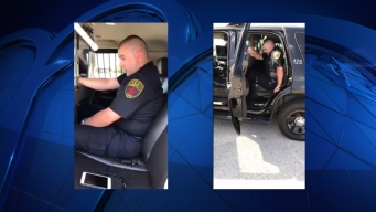 Texas Officer Sits in Hot Car for 45 Minutes to Teach a Lesson