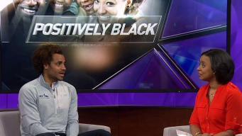Positively Black: Roberto Mandje