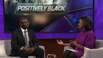 Positively Black: Alhassan Susso