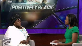 Positively Black: Thandeka Tutu-Gxashe