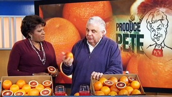 Produce Pete: Blood Oranges