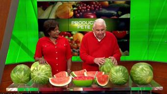 Produce Pete: Watermelons