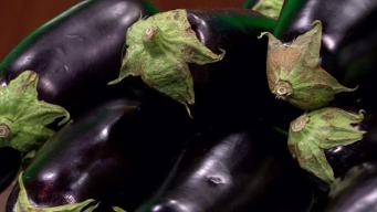 Produce Pete: Jersey Eggplant