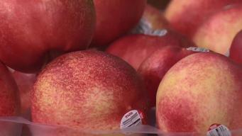 Produce Pete: Peaches and Nectarines