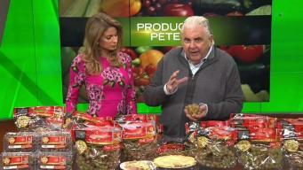 Produce Pete: Pink Muscatel Grapes
