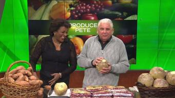 Produce Pete: Thanksgiving Holiday Tables