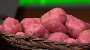 Produce Pete: Cabbage and Potatoes