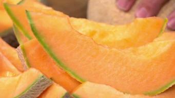 Produce Pete: Cantaloupe