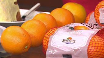Produce Pete: Heirloom Navel Oranges