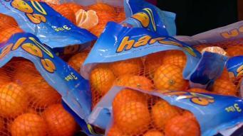 Produce Pete: Mandarins