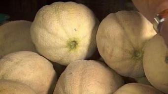 Produce Pete: Muskmelons