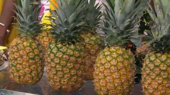 Produce Pete: Pineapple