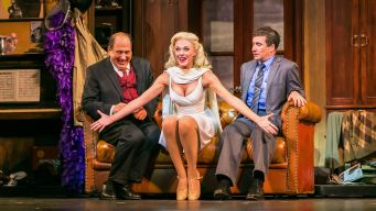 Cast Shines, But Shtick Sags in Paper Mill's 'The Producers'
