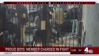 Proud Boys Member Charged in Fight