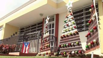 Puerto Ricans Get Creative to Decorate for Christmas
