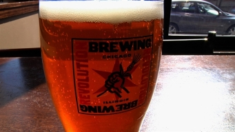 Start a Beer-Fueled Riot at Revolution Brewing