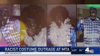 Racist Costume Outrage at MTA