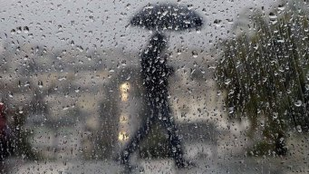 More Showers Today As Temperatures Hit 60 Degrees