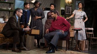 "Review: ""Raisin,"" Starring Denzel Washington"