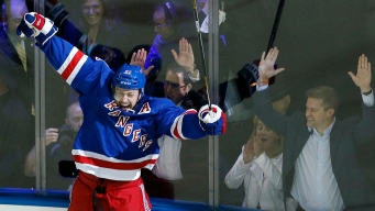 Rangers Win 2-1 in Overtime to Advance to Eastern Conference Finals