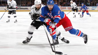 LA Kings Beat Rangers in Overtime 5-4