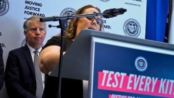 100K Backlog Rape Kits Tested Thanks to NY, 1,000+ Arrested