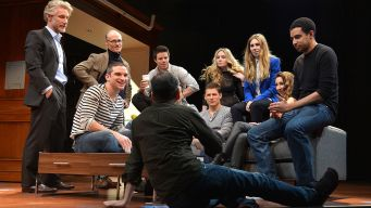 "Zosia Mamet Opens in MCC's ""Really Really"""