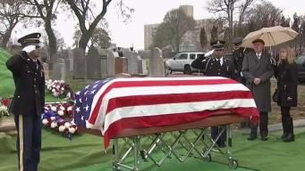 Remains of WWII Hero Returned Home to Queens