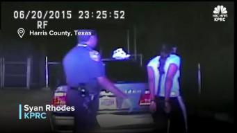 Dashcam Footage Shows 'Humiliating' Strip Search, Cops Sued