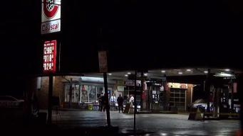 Robbers Stab Gas Station Clerk on Long Island