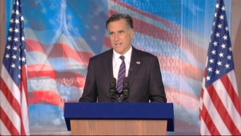 Romney: I Pray Obama Will Be Successful
