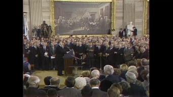 Ronald Reagan's 1985 Inauguration Speech