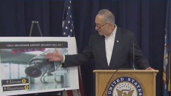 Schumer Demands Action After I-Team Airport Security Investigation