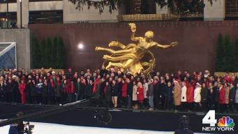 Sneak Preview: NBC 4 New York Holiday Sing-Along 2016