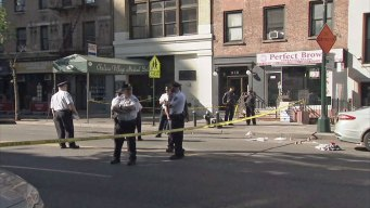 3 Men Shot by Bicyclist in Chelsea: NYPD