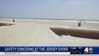 Safety Concerns at Jersey Shore