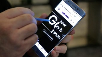 CPSC: Stop Using, Charging Samsung's Note 7