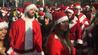 LIRR, Metro-North, NJ Transit Ban Alcohol for SantaCon