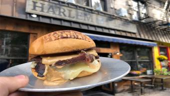 Peanut Butter Burger From Harlem Goes Viral