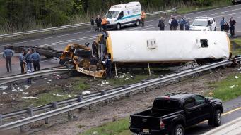 Community Raises Money For Victims of NJ School Bus Crash