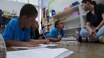 School Returns in Puerto Rico