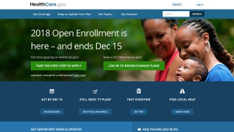 Obama Touts Open Enrollment for 'Obamacare'