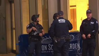 Security Ramps Up at Madison Square Garden for Billy Joel Concert