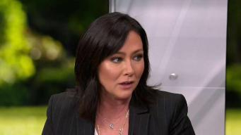 Shannen Doherty on 'No One Would Tell'